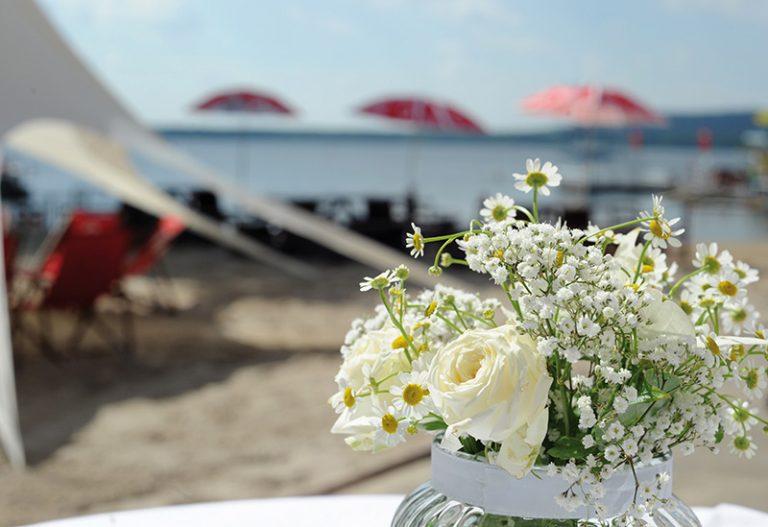 Seebad Friedrichshagen - Traumkulisse für Hochzeiten