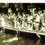 """Müggelseeschwimmen 1946 - das """"Brotschwimmen"""""""